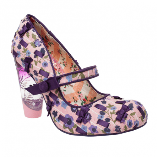 Escarpins Secret Pair, par Irregular Choice