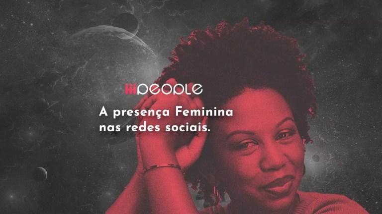 A presença da mulher nas redes sociais
