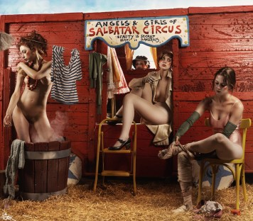 Salbatar Circus - Beauty is secret
