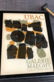 UBAC Raoul en verre feuilleté
