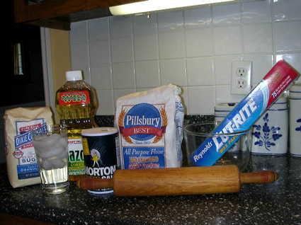 Piecrustingredients