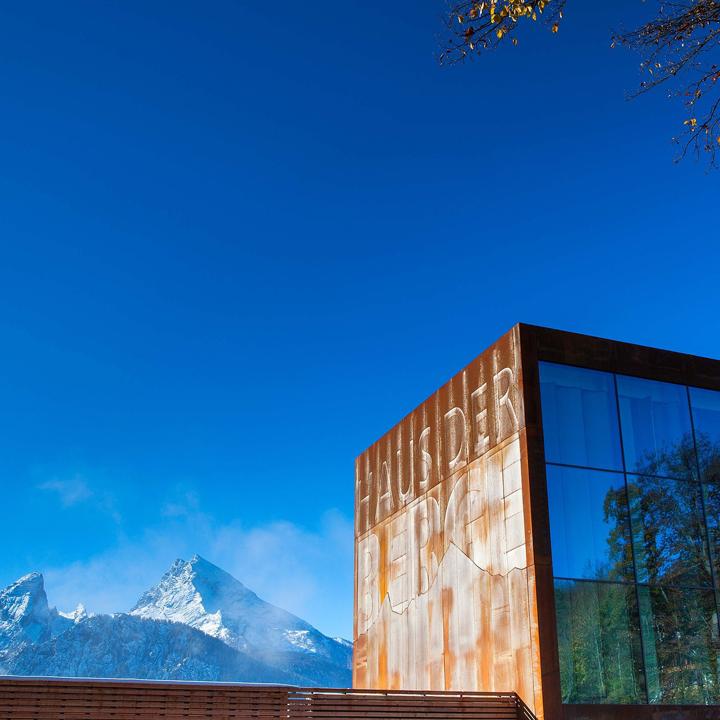 Haus der Berge Museum in Berchtesgaden