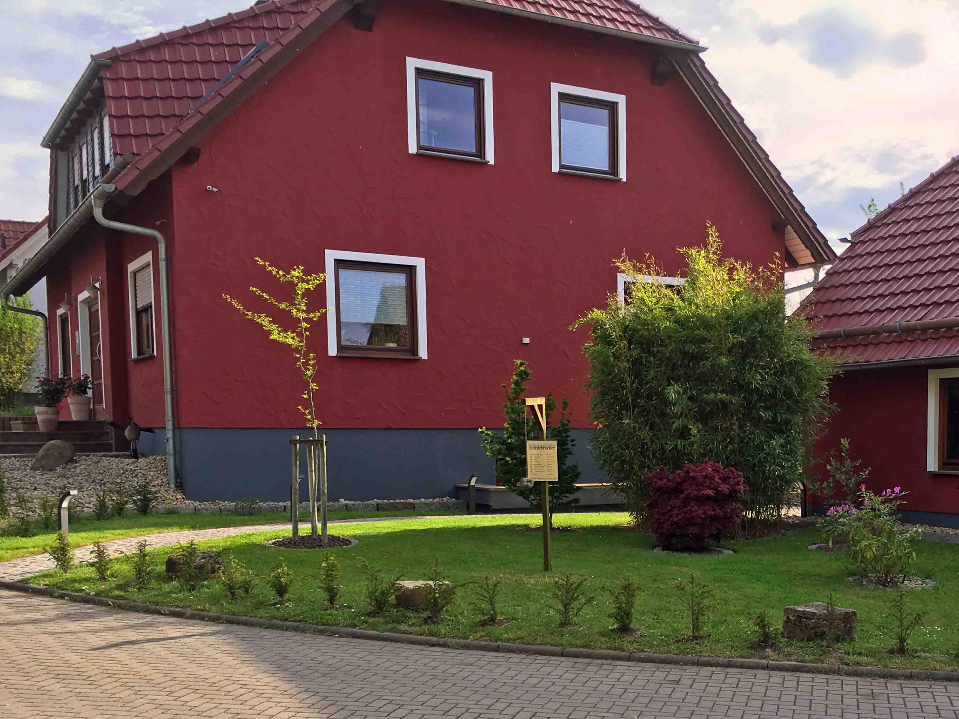 Box Startseite Pension - Ferienwohnung im Eichsfeld
