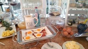 Frühstücksbüffet