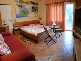 Pension Biba Porec Rooms