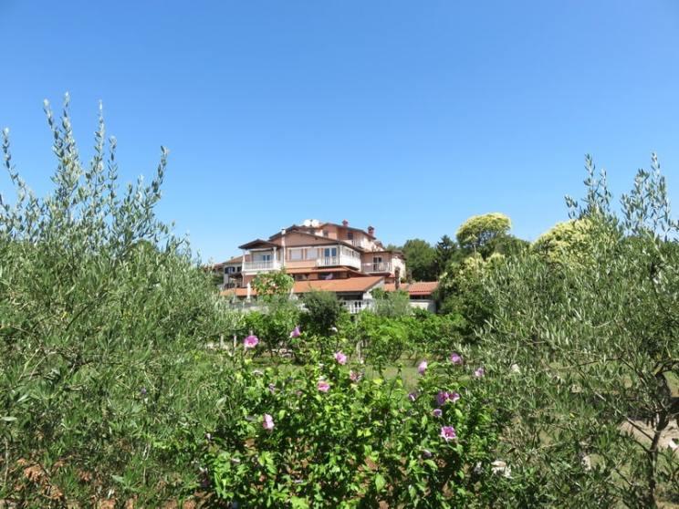 Pension Biba Poreč Garden