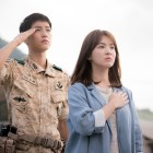 still capture from Descendants of the Sun