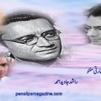 پاکستانی منٹو۔۔بھارتی منٹو ۔۔۔ راشد جاوید احمد