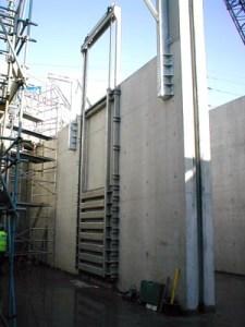 Wall Penstocks