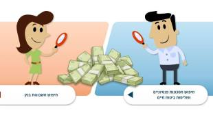 האוצר מציג : הר הכסף מנוע לאיתור חסכונות פנסיונים וחשבונות בנק רדומים
