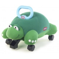 Little Tikes Pillow Racers Turtle Ride On Toy Children Kid ...