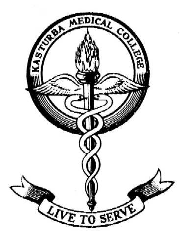 Kasturba Medical College Logo