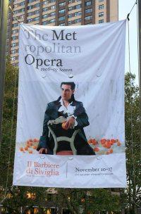 The Metropolitan Opera  Pentagram