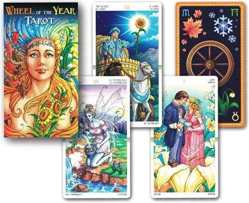 Wheel of the Year Tarot    Таро Колесо Года