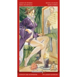 Tarot of Sexual Magic | Таро Магия Наслаждений