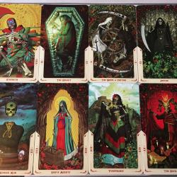 Santa Muerte Tarot   Таро Святой Смерти