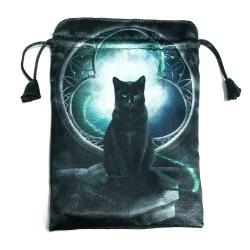 Мешочек для карт «Мудрый кот»