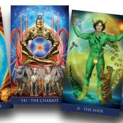 Millennium Thoth Tarot | Таро Миллениум Тота