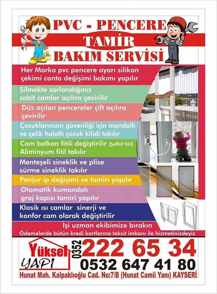 Yüksel yapı Kayseri