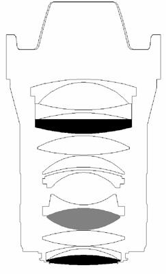 The new DZoptics Kerlee 35mm f/1.2 full frame DSLR lens