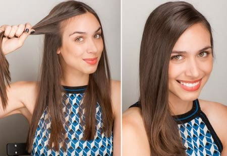 como é feito corte de cabelo bordado