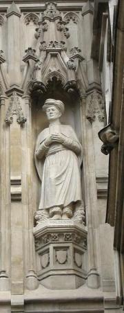 The Miao Minority Pastor Wang Zhiming was killed during the Chinese Cultural Revolution. His statue can be seen on the west front of Westminster Abbey, London, along with nine other martyrs that died for their Christian faith during the twentieth century.