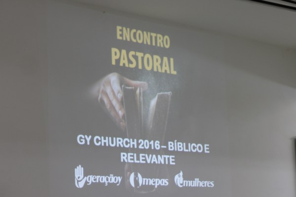 Encontro Pastoral – 07 a 09/10/2016