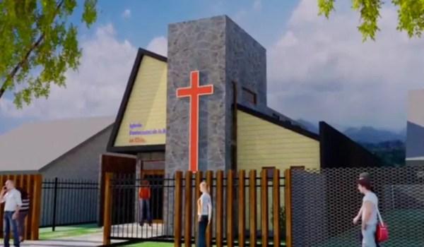 Projeto – Construção Igreja no Chile