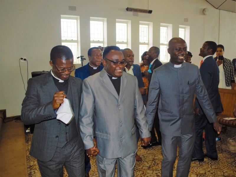 Appreciation and Induction service of Pastor James Alfred Quaicoe and Pastor Alexander Boakye-Yiadom