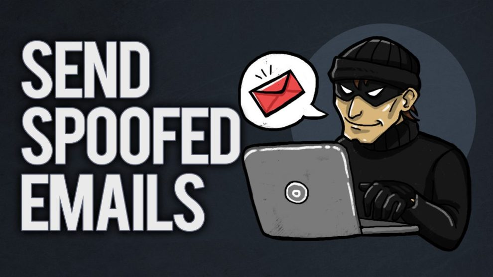 How to Send Spoofed Emails Anonymously - Kali Linux 2018 2