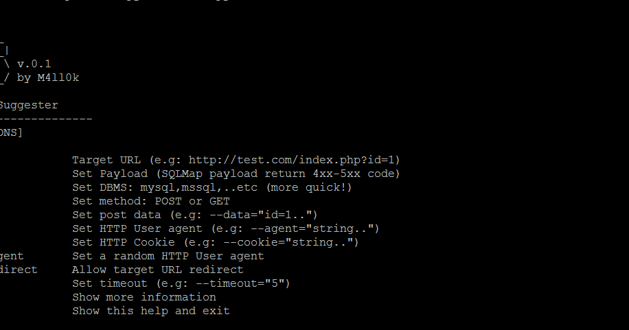 Atlas - Quick SQLMap Tamper Suggester – PentestTools