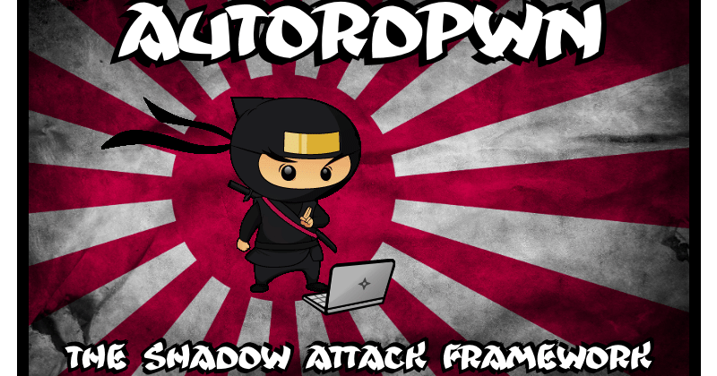 AutoRDPwn - The Shadow Attack Framework