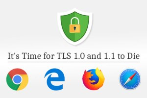 web browser tls support