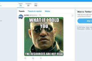 twitter malware