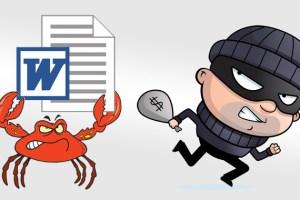 microsoft word gandcrab ursnif malware