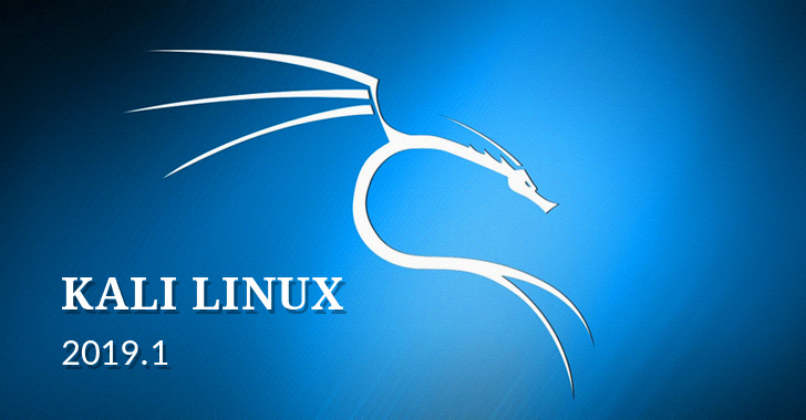 Kali Linux 2019 1 Released — Operating System For Hackers – PentestTools