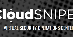 Cloud-Sniper - Virtual Security Operations Center