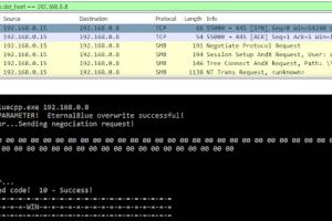 EternalBlueC - EternalBlue Suite Remade In C/C++ Which Includes: MS17-010 Exploit, EternalBlue Vulnerability Detector, DoublePulsar Detector And DoublePulsar Shellcode & DLL Uploader