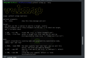 Vulmap - Web Vulnerability Scanning And Verification Tools