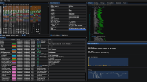 ImHex - A Hex Editor For Reverse Engineers, Programmers And People That Value Their Eye Sight When Working At 3 AM.
