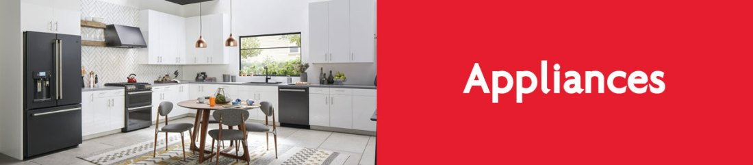 Home and kitchen appliances for your new Penticton home.