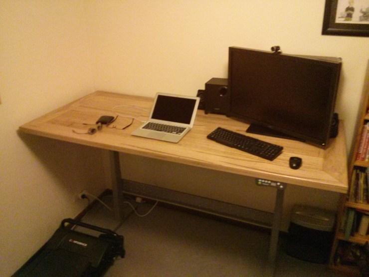 My Tread Desk