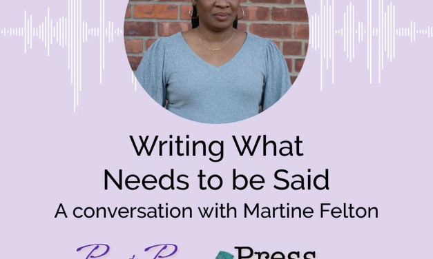 Writing What Needs to be Said