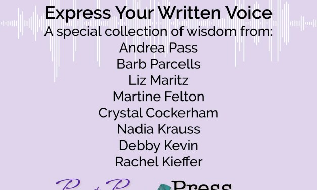 Reclaim Your Creativity to Express Your Written Voice