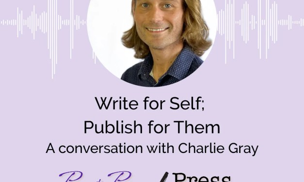 Write for Self; Publish for Them