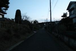 上総亀山 street 1