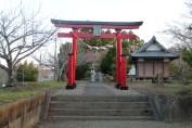 上総亀山 shrine 1
