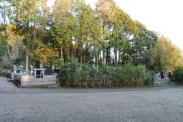 上総亀山 graveyard 1
