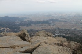 女体山 summit 10