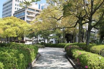 広島平和記念公園 1